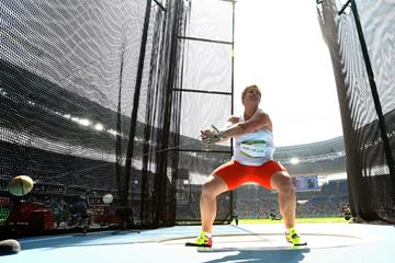 Anita Wlodarczyk in the hammer at the Rio 2016 Olympic Games (Getty Images)