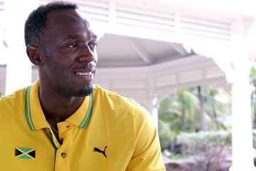 Usain Bolt on IAAF Inside Athletics (IAAF)