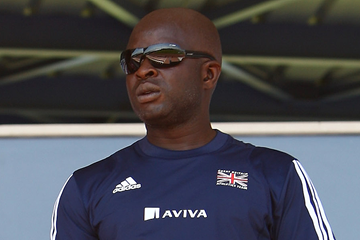 British coach Ayo Falola (Getty Images)