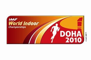 Doha 2010 WIC - logo (IAAF.org)