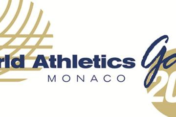 2011 World Athletics Gala Logo (IAAF)