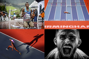 2018 Photo of the Year nominated images (IAAF)