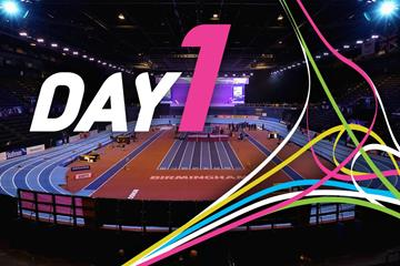IAAF World Indoor Championships Birmingham 2018 hub pic day 1 (Matt Quine)