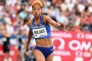 Venezuelan triple jumper Yulimar Rojas (Gladys Chai von der Laage)