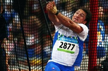 IAAF: Kozmus: Slovenia celebrates its first ever Olympic ...