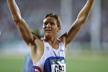 Roger Black at the 1996 Olympic Games (Getty Images)