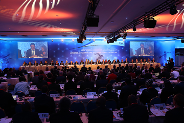 The IAAF Special Congress in Monaco (Giancarlo Colombo / IAAF)