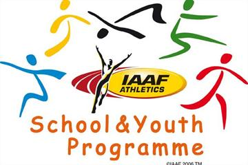 IAAF Kids & Youth News logo (c)