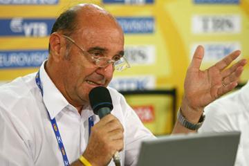 Elio Locatelli, IAAF Member Services Director (Getty Images)