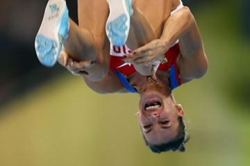 Yelena Isinbayeva, two-time Olympic pole vault champion (Getty Images)