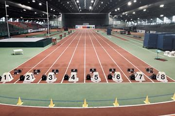 Dusseldorf Athletics Hall (Bob Ramsak)