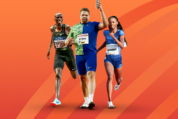 World Athletics Continental Tour Gold (AFP / Getty Images)