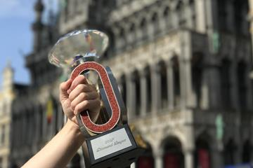 IAAF Diamond League trophy in Brussels (Matt Quine)