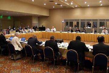 IAAF Council meeting, Monaco, 22 Nov 2008 - General view (IAAF)
