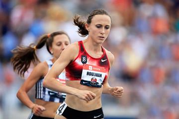 US distance runner Shelby Houlihan (Getty Images)