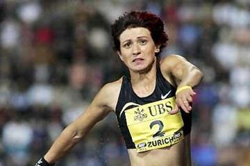 Tatyana Lebedeva stays in the Jackpot hunt in Zurich (Getty Images)
