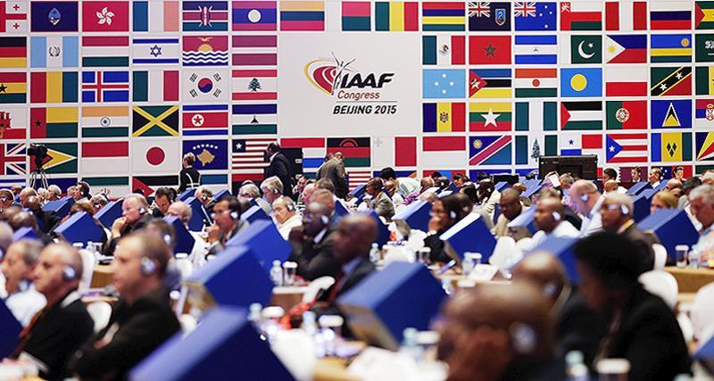 IAAF Elections 2015 ()