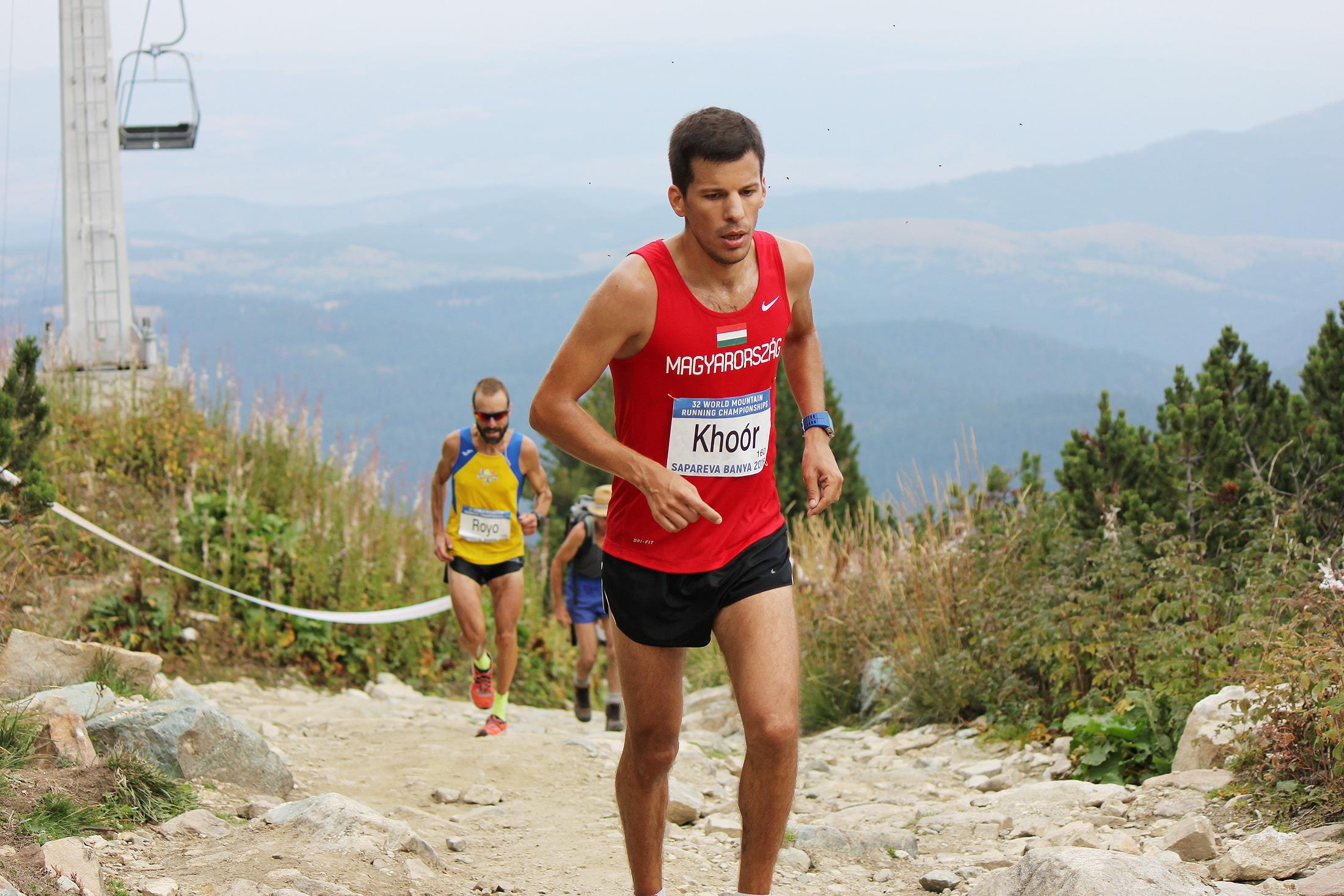 World Mountain Running Championships (Gerry Brady)
