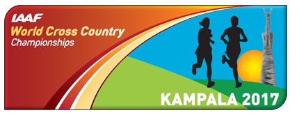 IAAF World Cross Country Championships Kampala 2017 logo ()