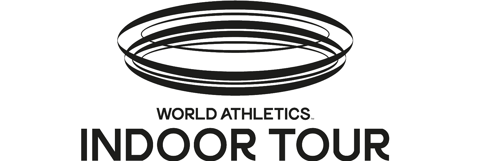 World Athletics Indoor Tour Logo - Forced size ()