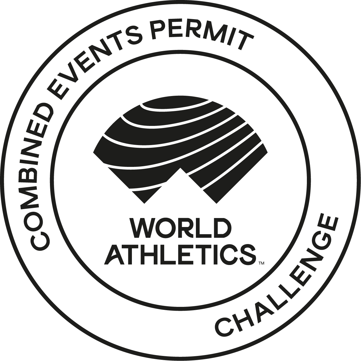 Combined Events Logo - large square ()