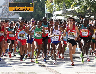 World Half Marathon (for event on home page) (Getty Images)
