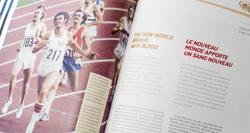 IAAF centenary book (IAAF)