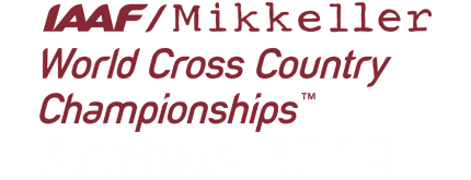IAAF/Mikkeller World Cross Country Championships Aarhus 2019 logo ()