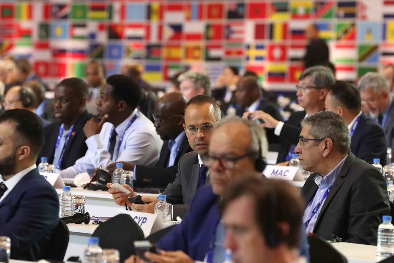 IAAF Congress (Getty Images)