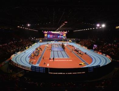 Upcoming Events 3 - World Indoor ()
