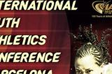 IAAF International Youth Athletics Conference Barcelona 2012 - poster (IAAF)