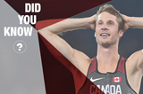Did You Know Derek Drouin ()