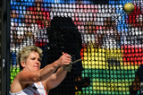 Anita Wlodarczyk in the hammer at the Rio 2016 Olympic Games (AFP / Getty Images)