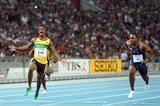 Yohan Blake Daegu World Championships 2011 ()