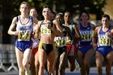 Elana Meyer in action at the IAAF World Half Marathon Championships (Getty Images)