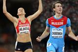 Zuzana Hejnova and Sergey Shubenkov (Getty Images)