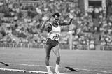 Spain's Jorge Llano finishes second in the 50km race walk at the 1980 Olympic Games (RIA Novosti)