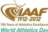 2012 World Athletics Day Logo  (IAAF)