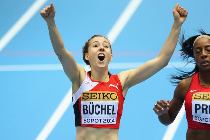 Selina Buchel ()