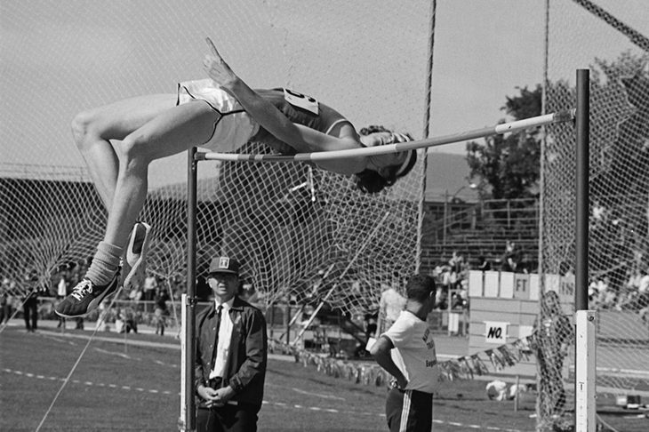 Dick Fosbury SPIKES ()