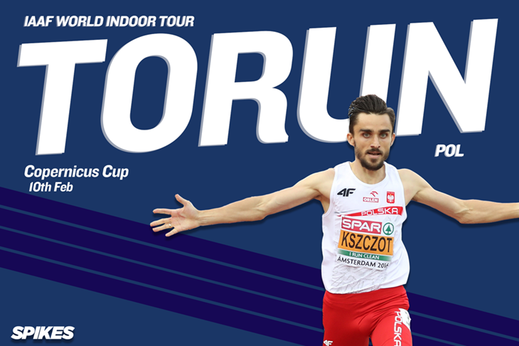 World Indoor Tour 2017 Torun ()
