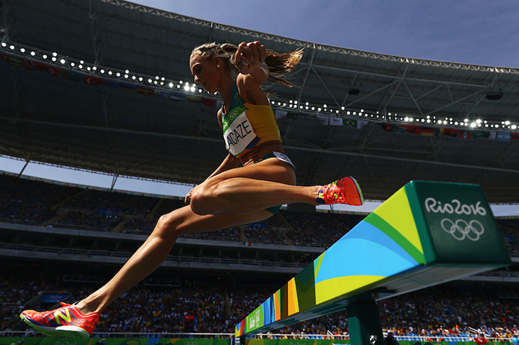 Genevieve LaCaze's Steeplechase Guide