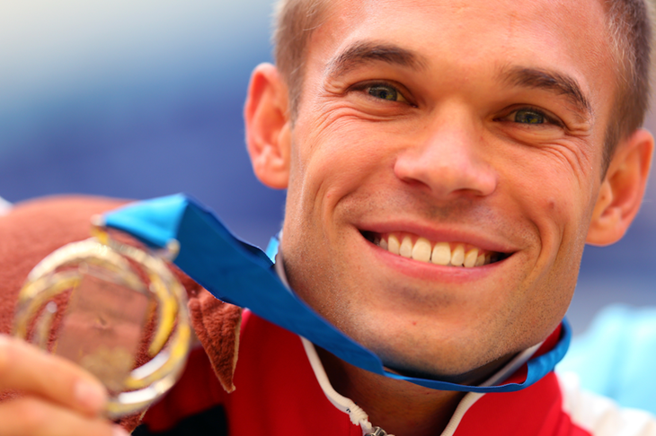 Nick Symmonds 2013 ()