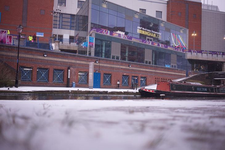Birmingham Wrap 1 ()