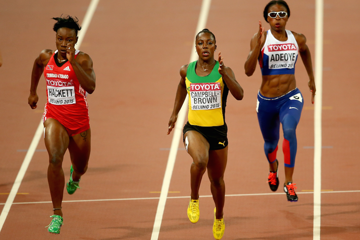 Veronica Campbell-Brown ()