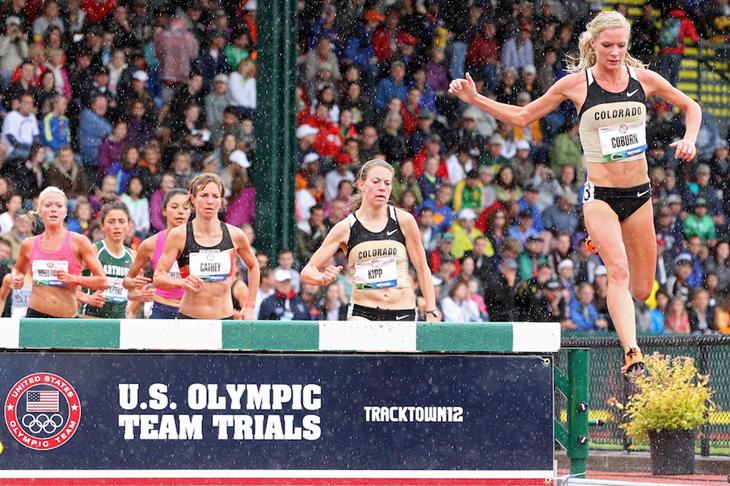 Emma Coburn 2012 Trials ()