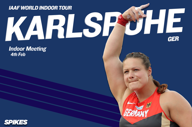 World Indoor Tour 2017 Karlsruhe ()