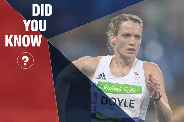 Eilidh Doyle Did You Know ()