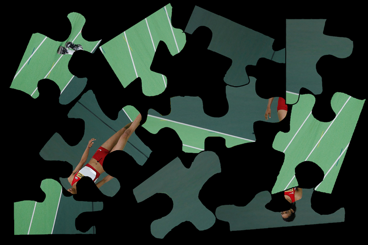 SPIKES Puzzle 2 (Getty Images / SPIKES)
