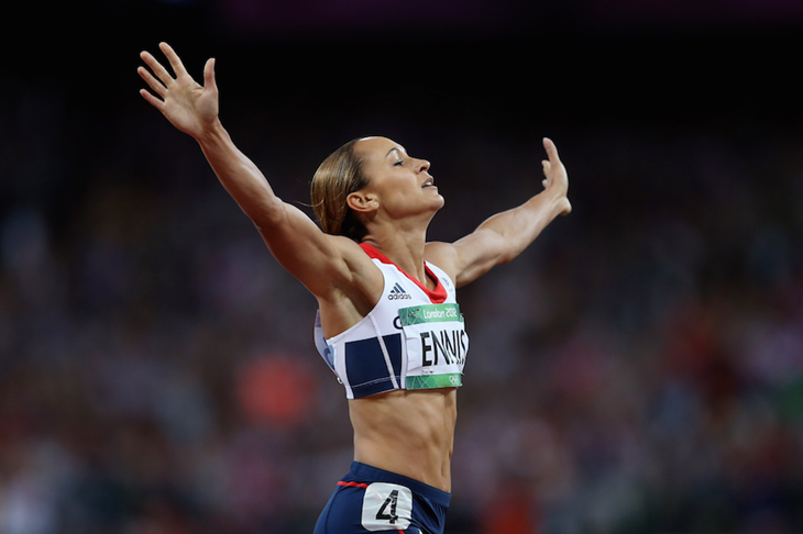 Jessica Ennis 2012 800m 2 ()